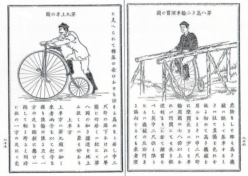乗方指南 自転車利用論 完 ...