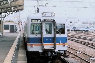 駅舎-和歌山港線